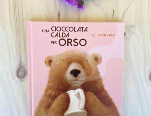 Una cioccolata calda per Orso