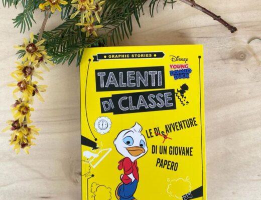 Talenti di classe: le disavventure di un giovane papero